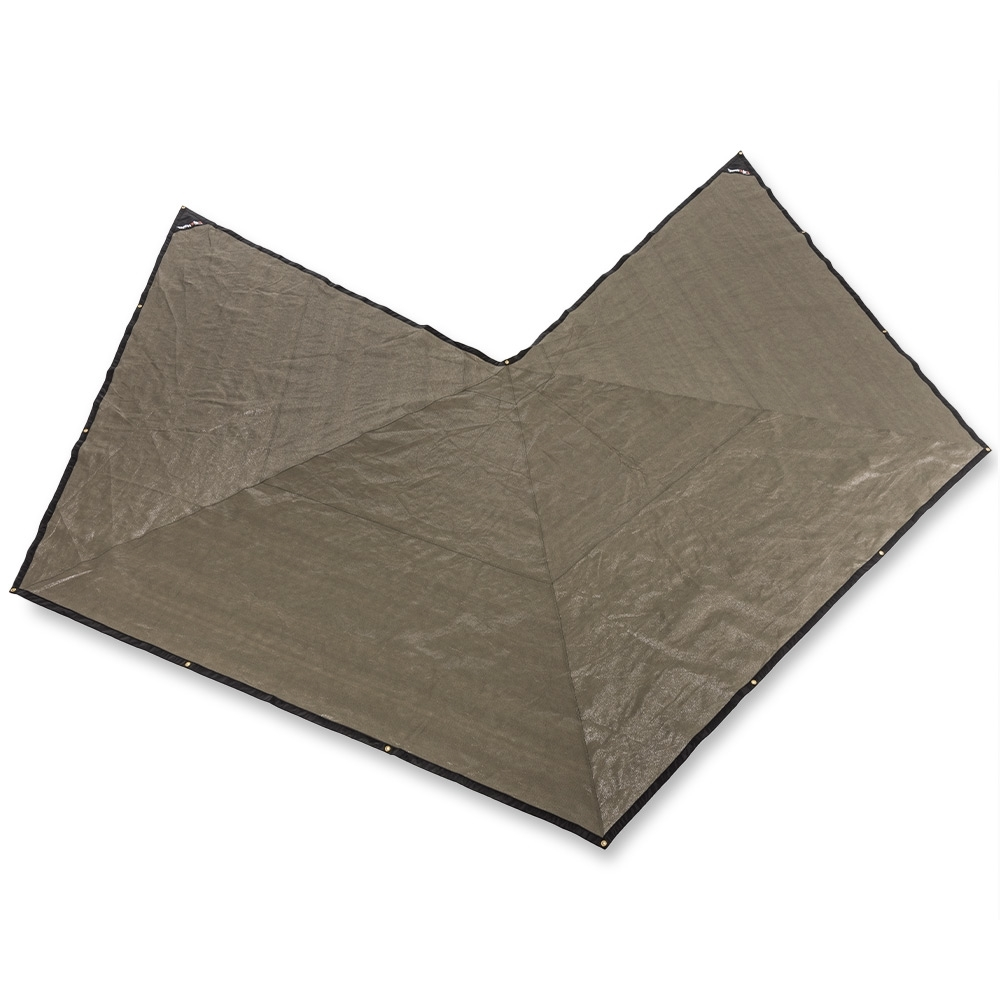 Oztent Foxwing Mesh Floor Saver 270 - Fits exact dimensions of 270º awning