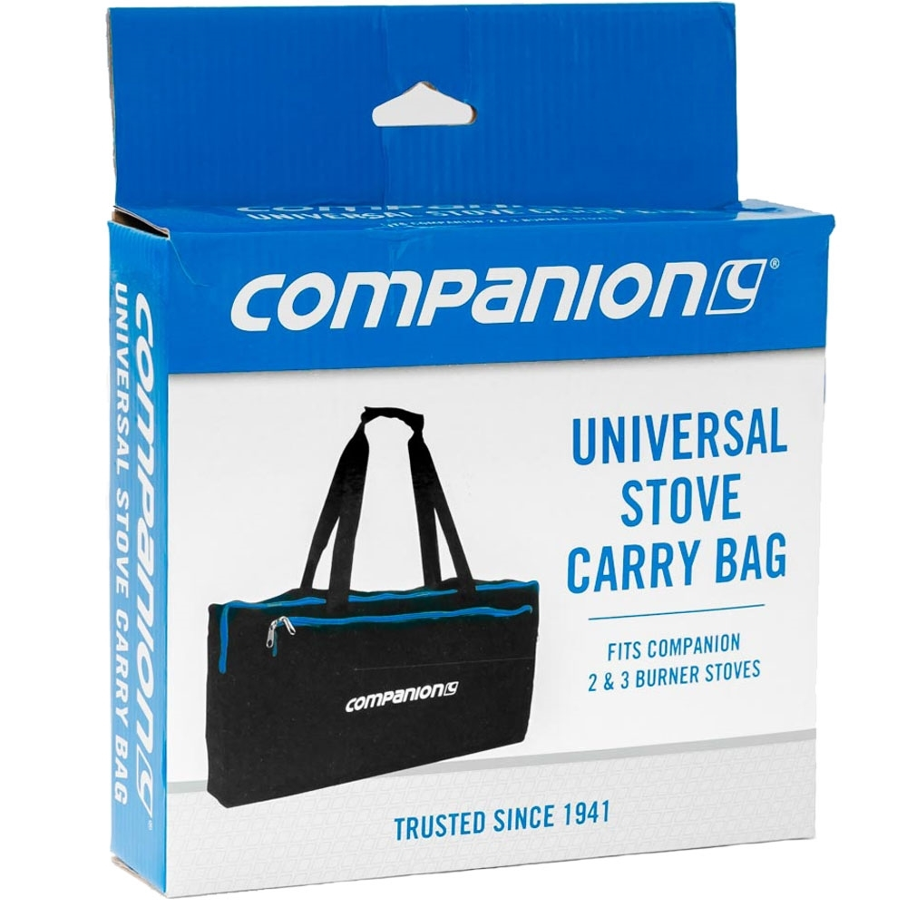 Companion Universal Stove Carry Bag - Packaging