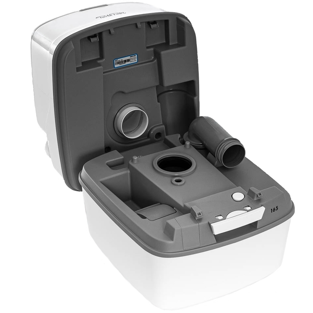 Thetford Porta Potti 165 - Hermetically sealed to keep odours at bay