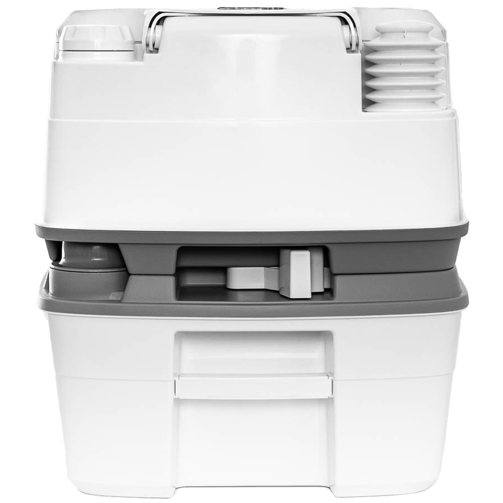 Thetford Porta Potti 165 - Convenient carry handle for the waste holding tank