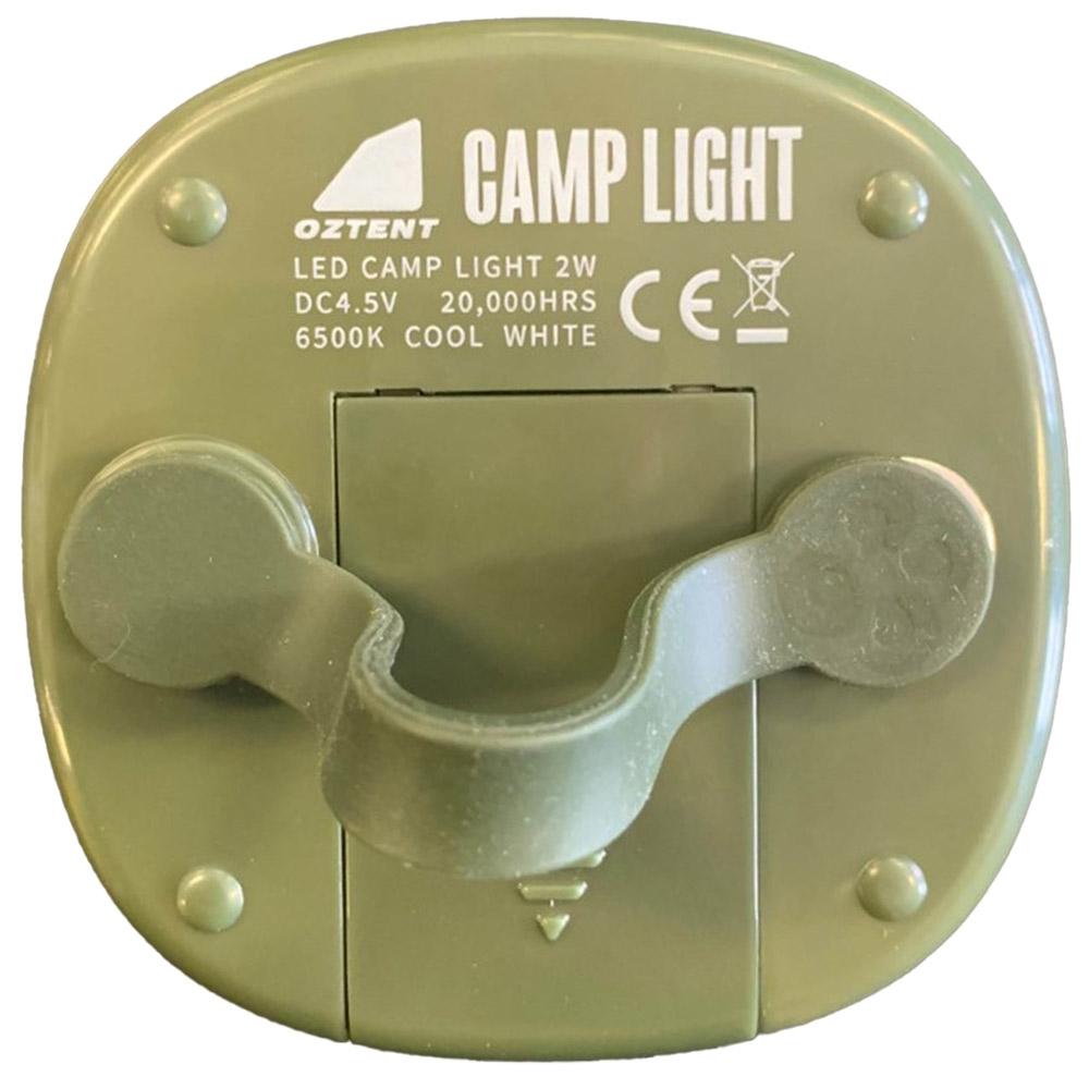 Oztent LED Lamp - Magnetic strip