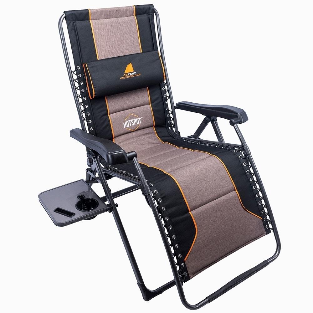 Oztent King Komodo HotSpot Chair - Fully padded for maximum comfort