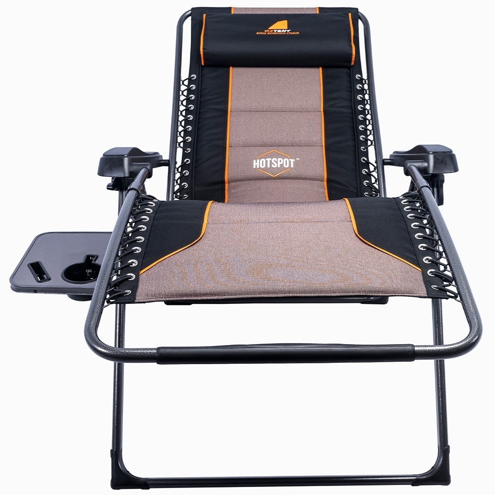Oztent King Komodo HotSpot Chair - Weight rating of 200Kg