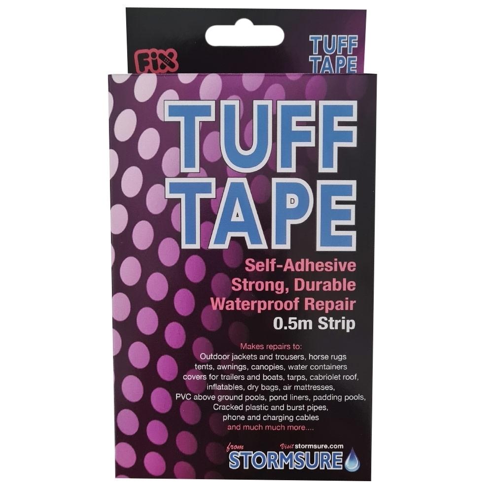 Stormsure TUFF Tape Self Adhesive Waterproof Repair Tape Strip