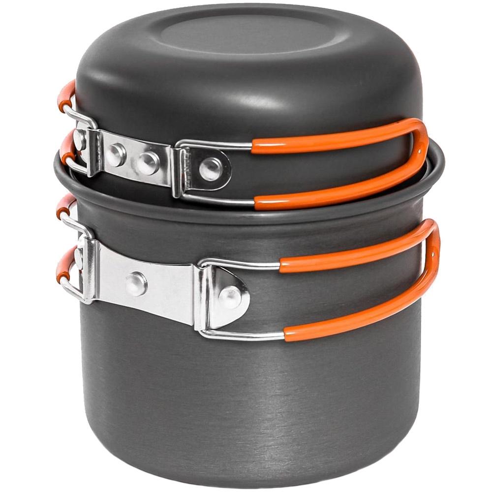 360 Degrees Furno Stove and Pot Set - Folding heat-resistant handles
