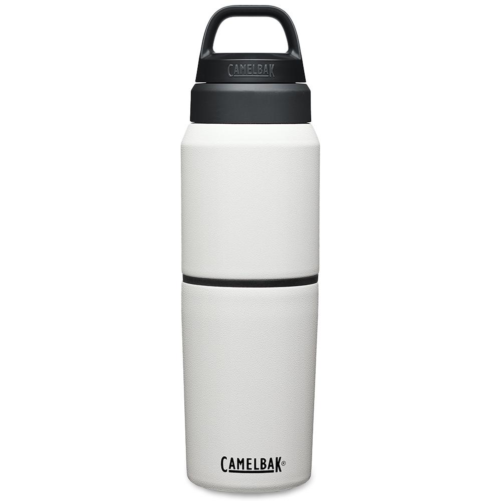 Camelbak MultiBev Vacuum Insulated Stainless Steel 2-In-1 Vessel White