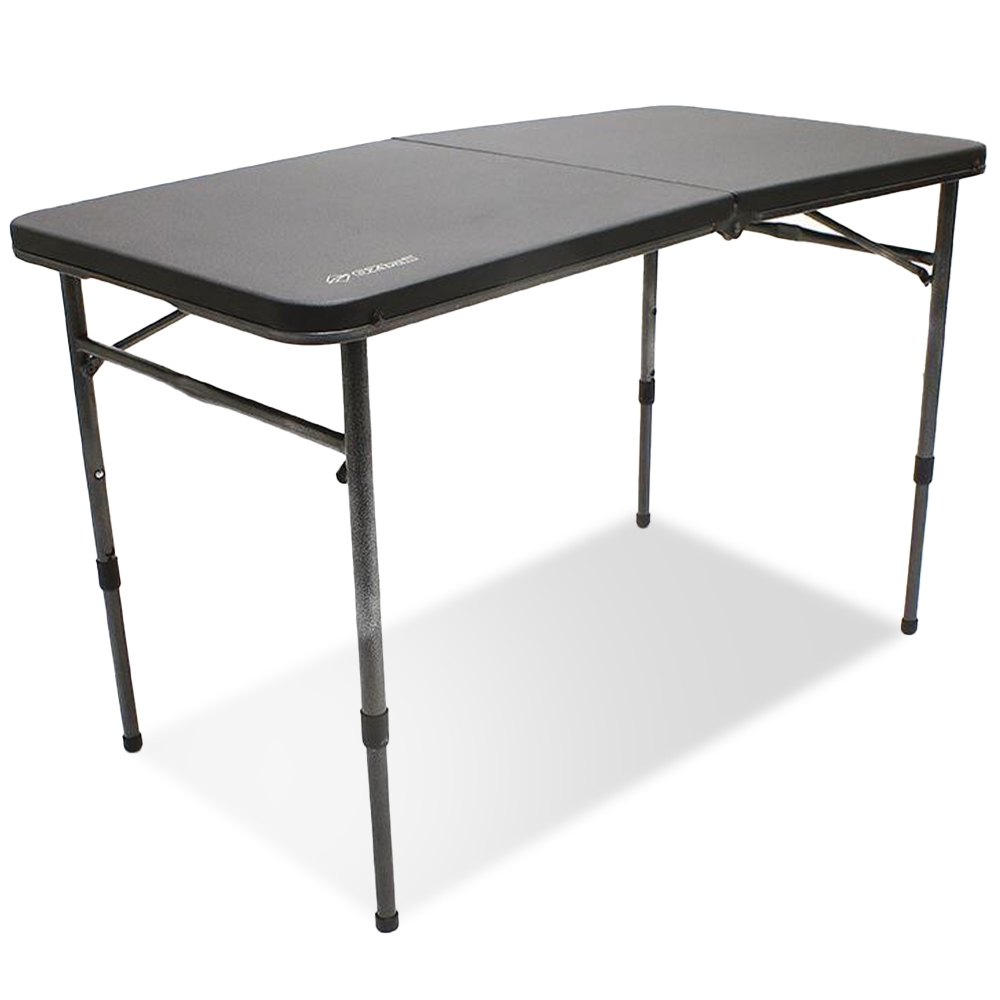 OZtrail Ironside 4 Foot 120cm Fold In Half Table