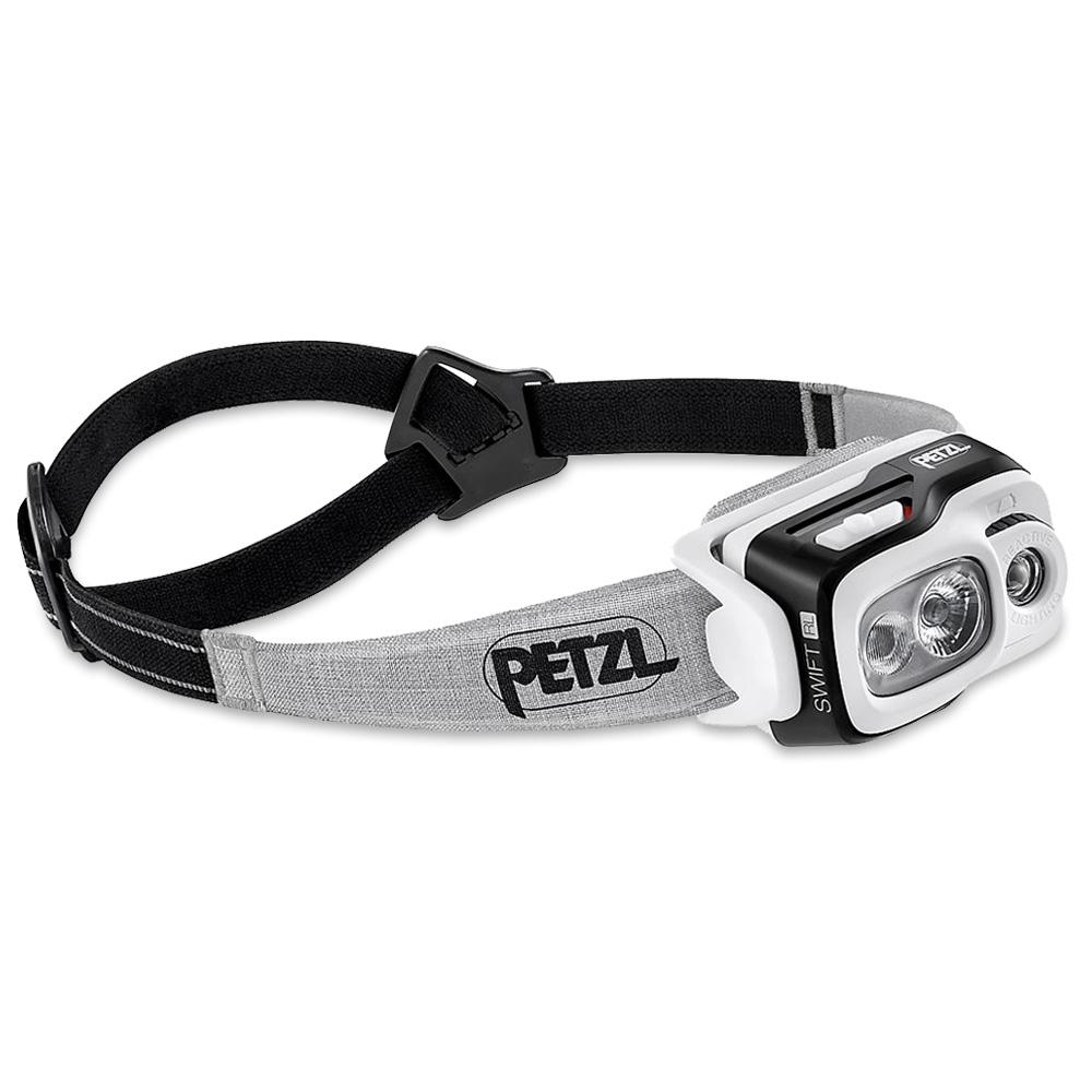 Petzl Swift RL Headlamp 900 Lumen Black
