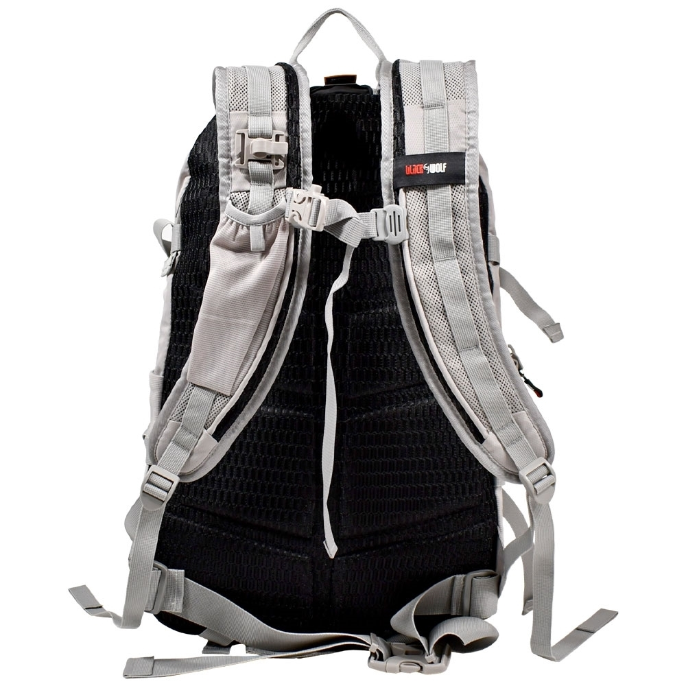 Black Wolf Pathfinder 33 Day Pack - Aerofy comfort foam harness