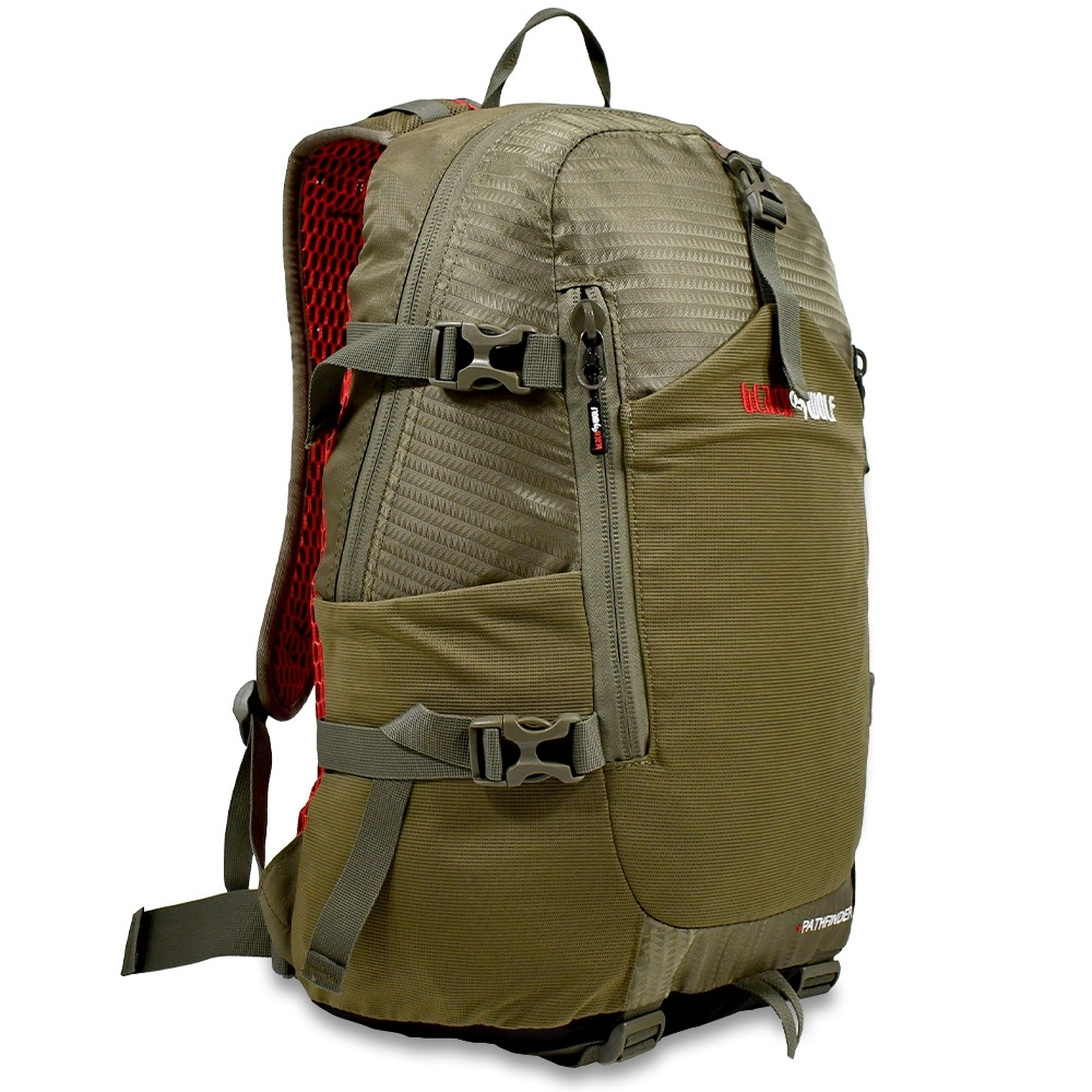 Black Wolf Pathfinder 33 Day Pack Moss