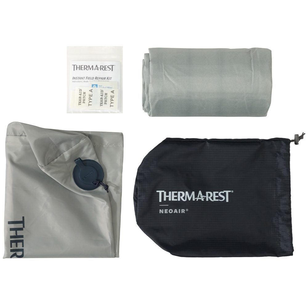 Thermarest NeoAir XTherm Insulated Sleeping Pad - Pump sack, stuff sack and repair kit included