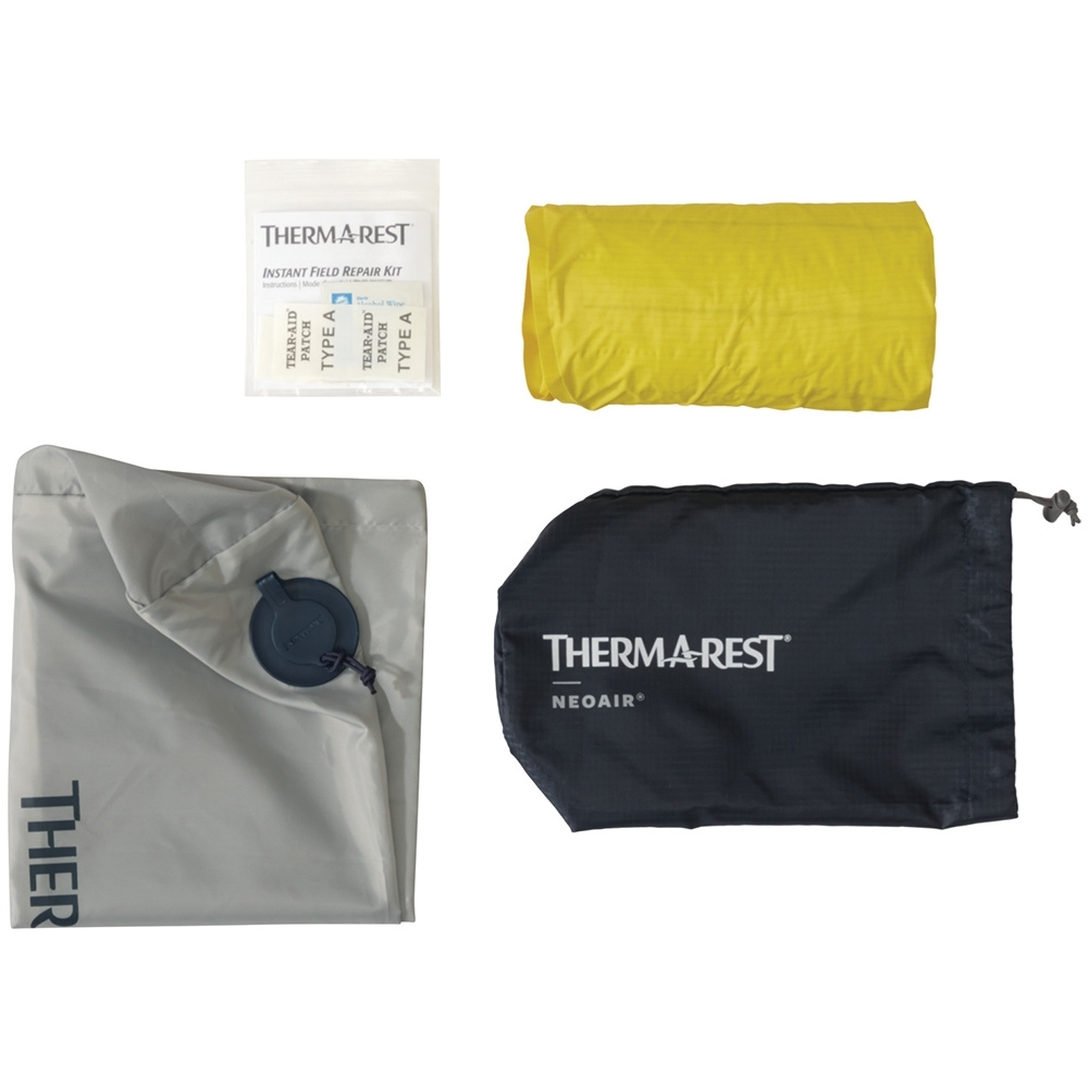 Thermarest NeoAir XLite Sleeping Pad - Pump sack, stuff sack and repair kit included