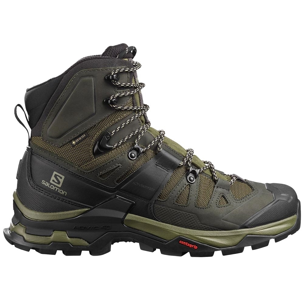Salomon Quest 4 GTX Men's Boot - Designed for long expeditions and tough conditions