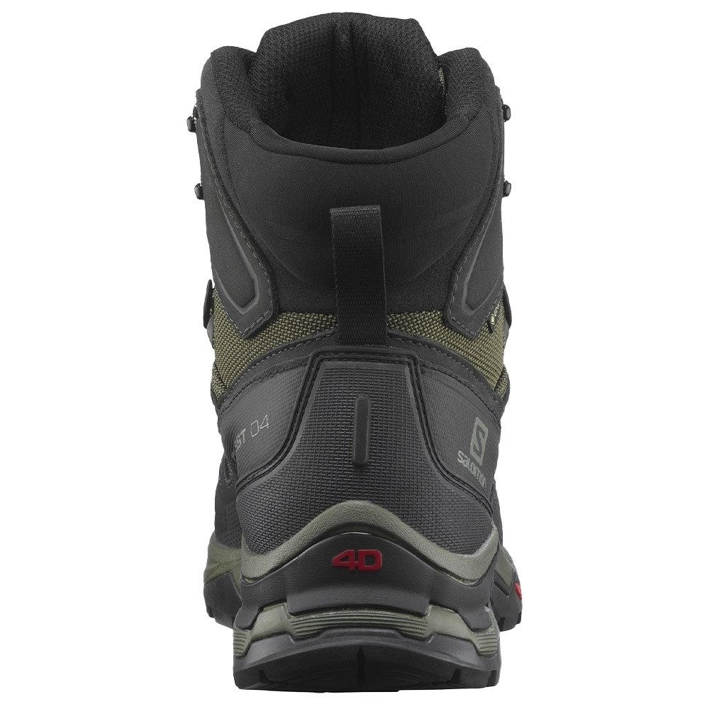 Salomon Quest 4 GTX Men's Boot - ADV-C 4D Chassis wraps around the foot for support