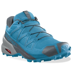 Salomon Speedcross 5 Men's Shoe Hawaiian Ocean Stormy Weather Quarry