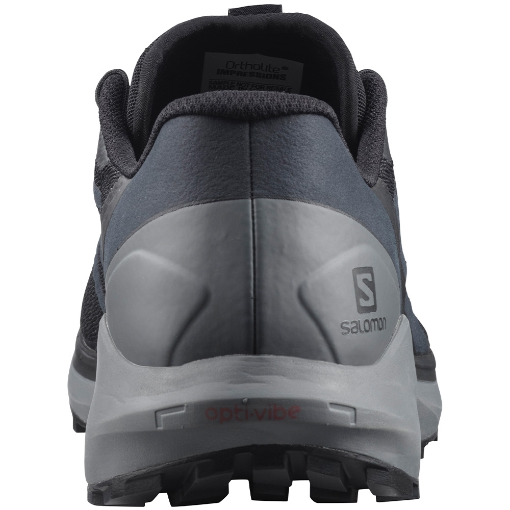 Salomon Sense Ride 4 Men's Shoe - Optivibe™ combination of foams, one to dampen, one to propel
