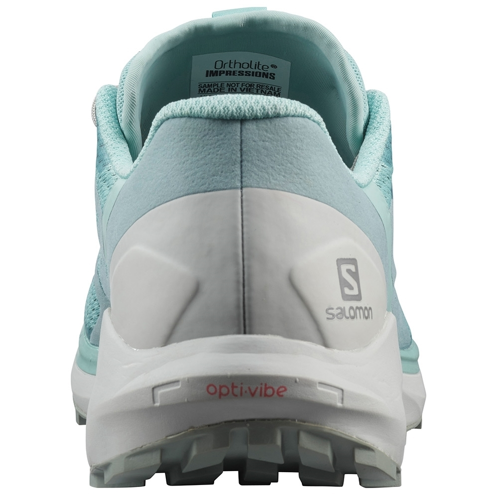 Salomon Sense Ride 4 Wmn's Shoe - Optivibe™ combination of foams, one to dampen, one to propel