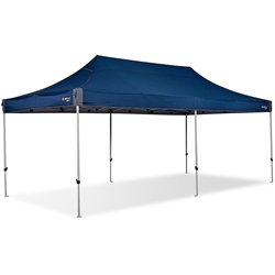 OZtrail Deluxe 6.0 Gazebo with Hydro Flow Blue