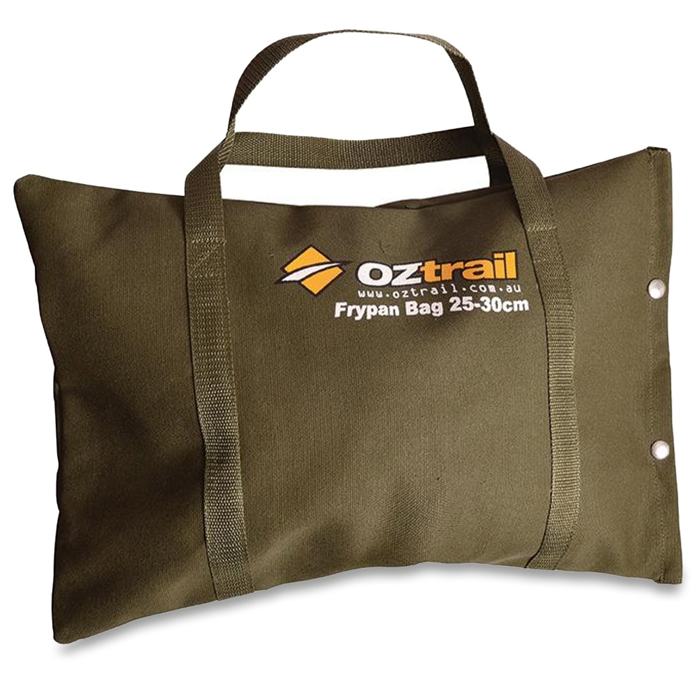 OZtrail Canvas Frypan Bag 25-30 cm