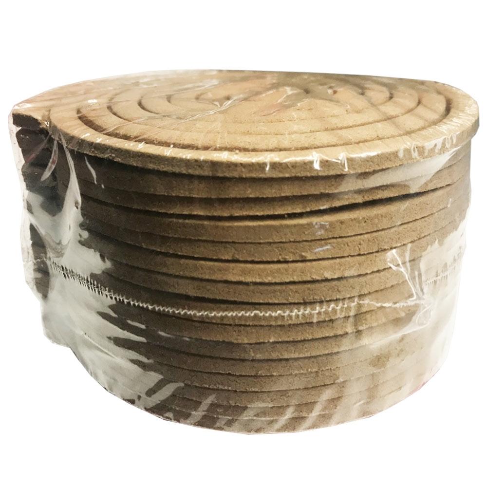 Waxworks Citronella Sandalwood Mozzie Coils 30 Pk