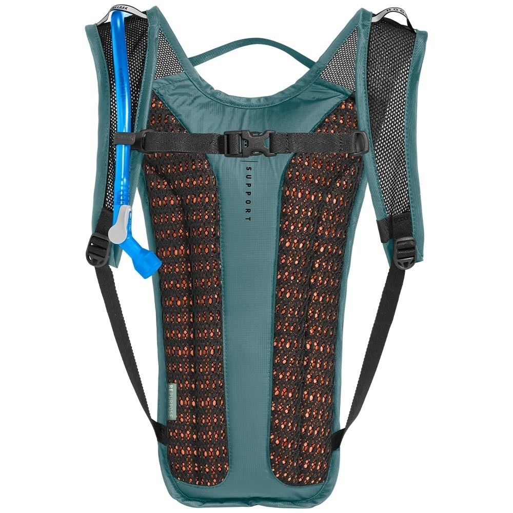 Camelbak Rogue Light 2L Hydration Pack - Air Director™ Back Panel with channels air flow to keep you cool