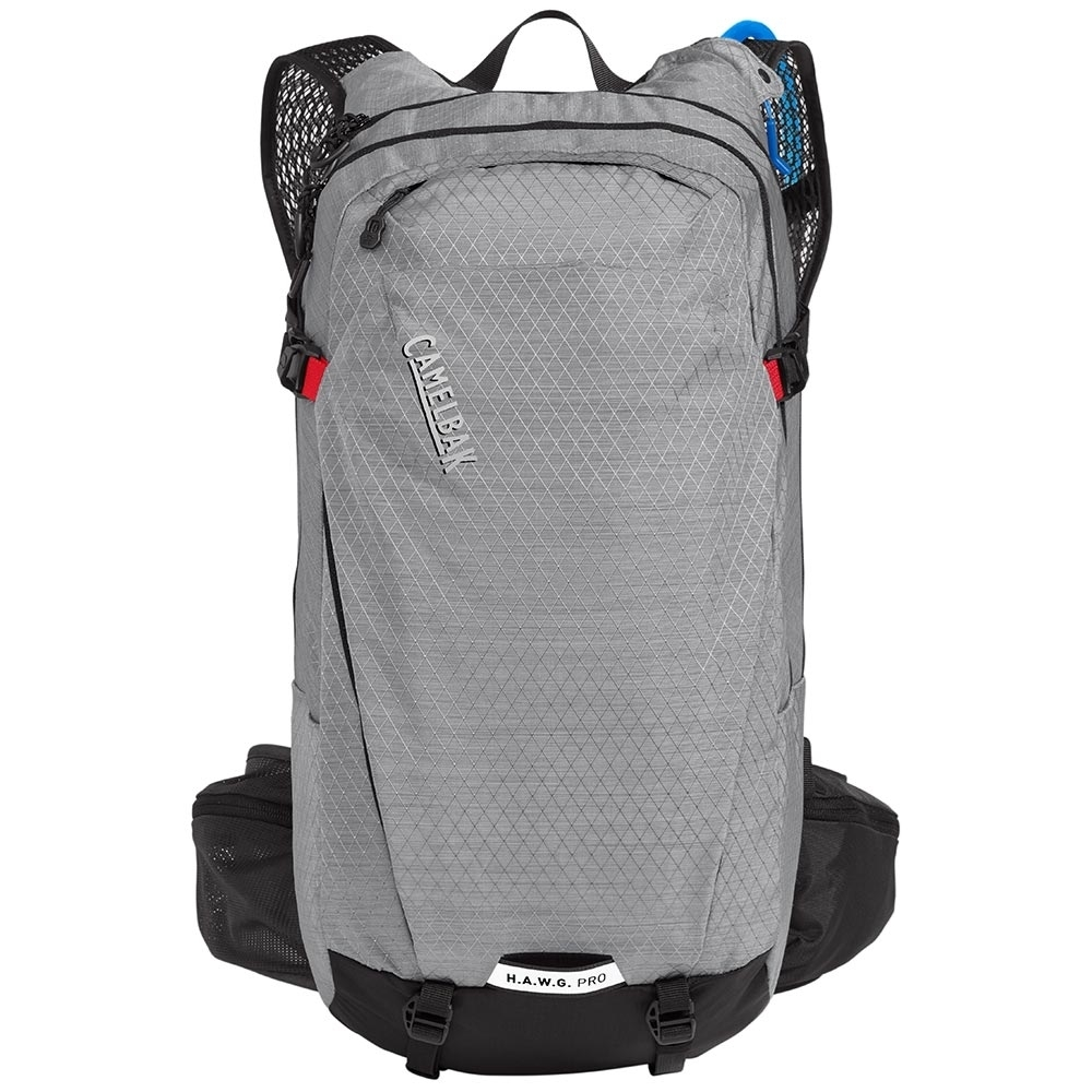 Camelbak H.A.W.G. Pro 20 3L Hydration Pack - Cargo Compression to cinch down jackets or other items