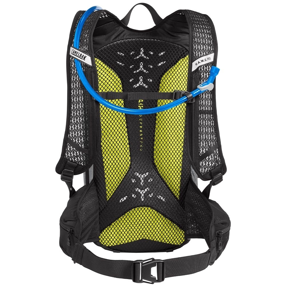 Camelbak H.A.W.G. Pro 20 3L Hydration Pack - Air Support™ Pro Back Panel with channels air flow to keep you cool