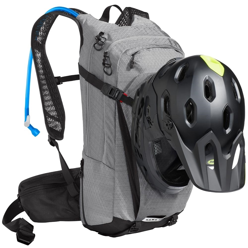 Camelbak H.A.W.G. Pro 20 3L Hydration Pack - Helmet Carry to stow and secure helmet