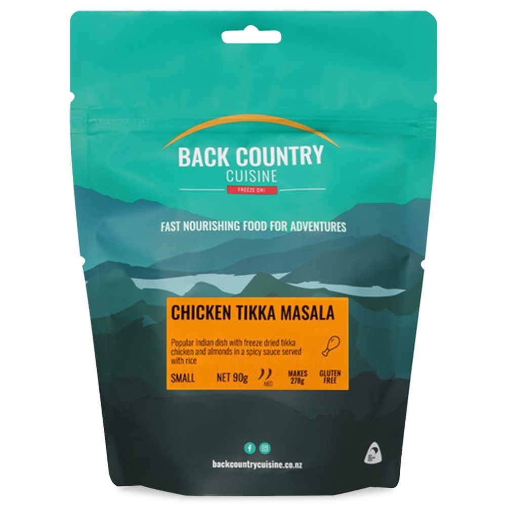 Back Country Cuisine Chicken Tikka Masala GF