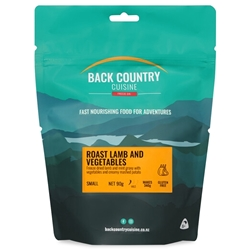 Back Country Cuisine Roast Lamb & Vegetables GF
