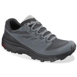 Salomon Outline GTX Wmn's Shoe Stormy Weather Black Lunar Rock
