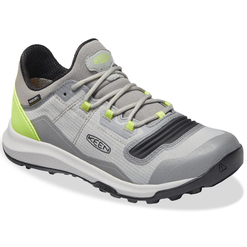Keen Tempo Flex WP Wmn's Shoe Drizzle Sharp Green
