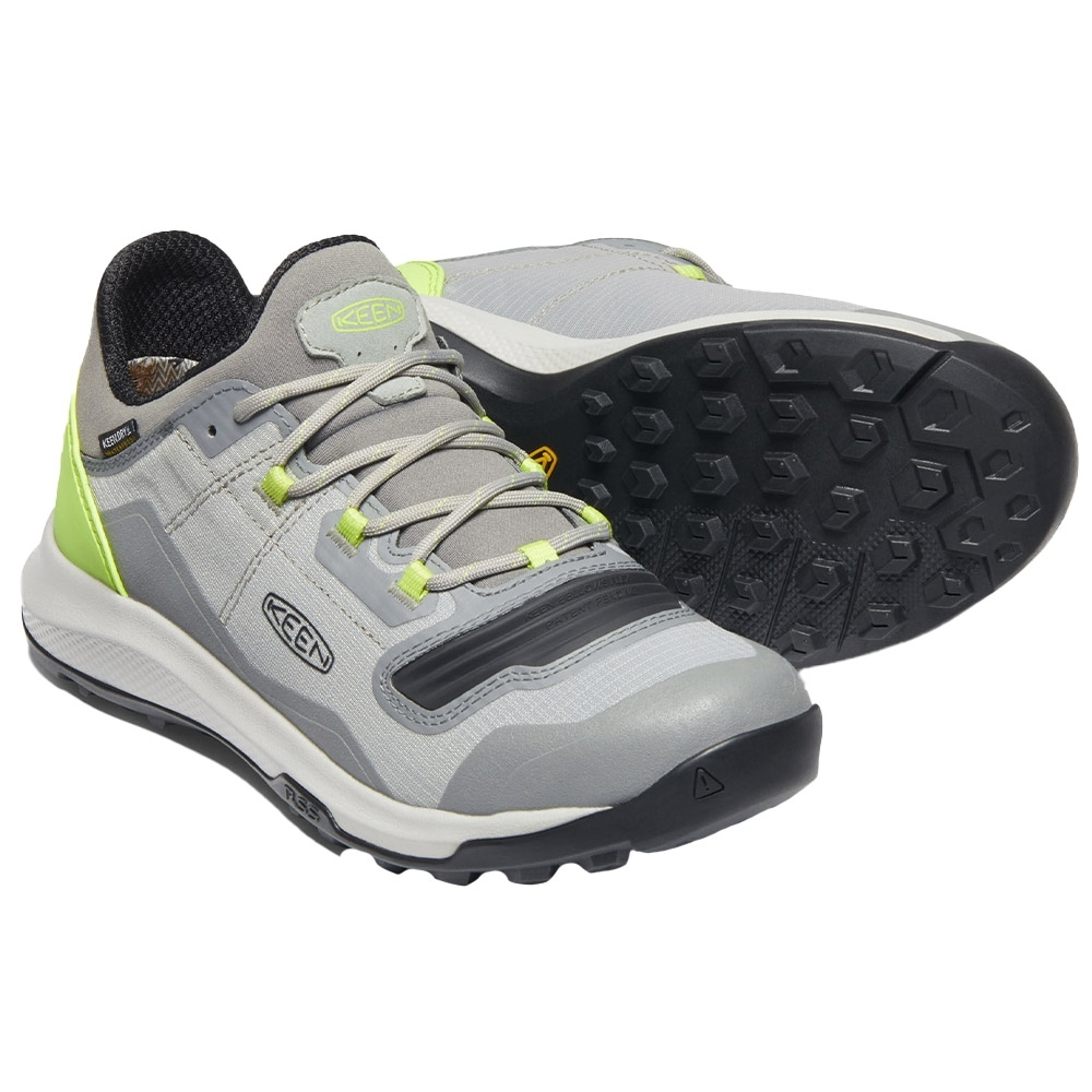 Keen Tempo Flex WP Wmn's Shoe - KEEN.BELLOWS FLEX in the upper for more bend and less wear