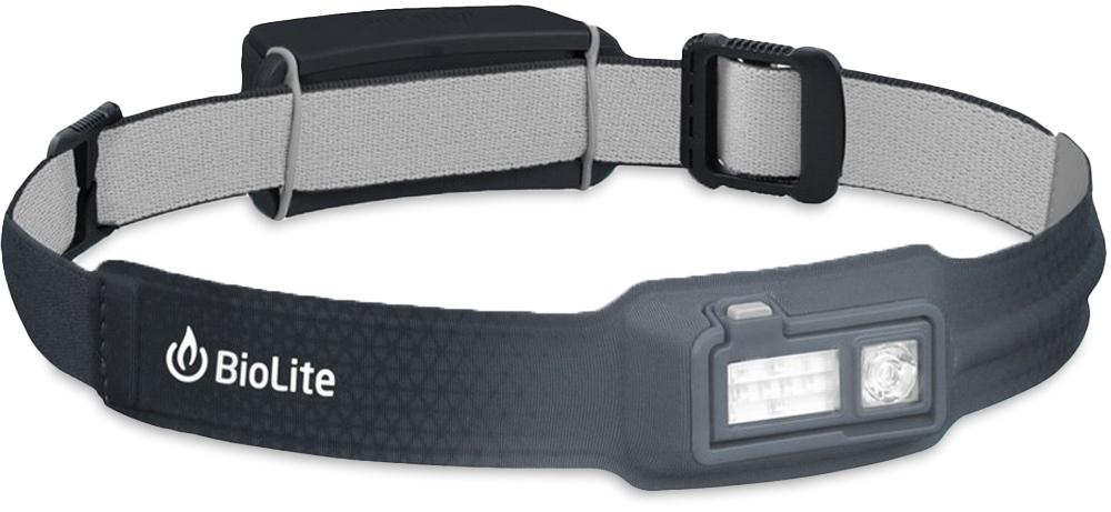 BioLite HeadLamp 330 Midnight Grey