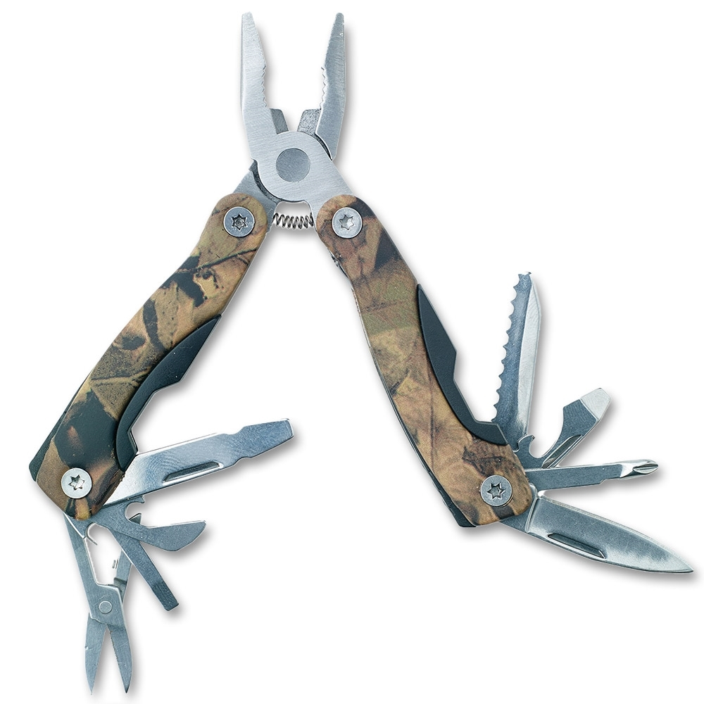Caribee Multi Tool - 11 in 1