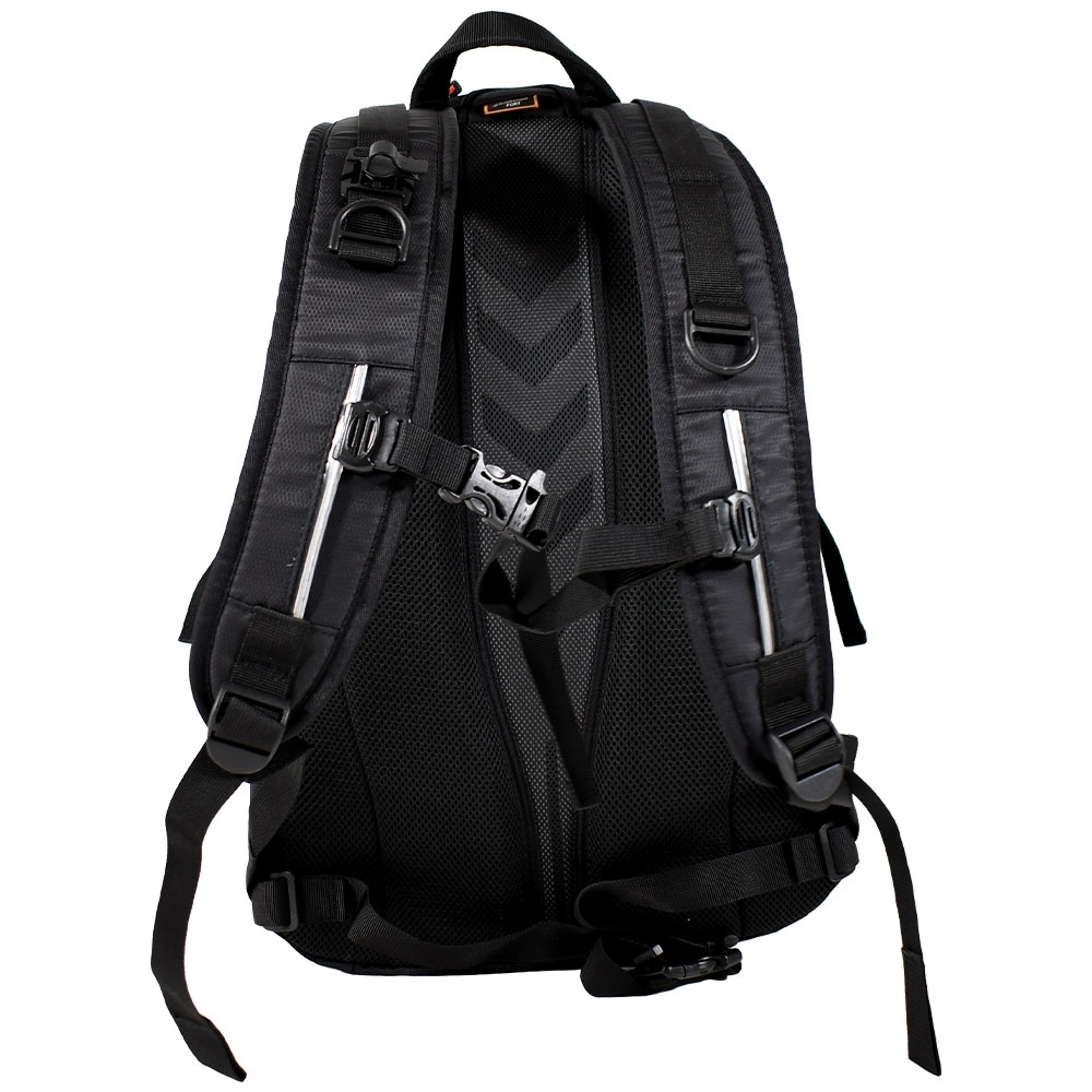 Black Wolf Hitch 30 Day Pack - Padded backpack straps for comfort
