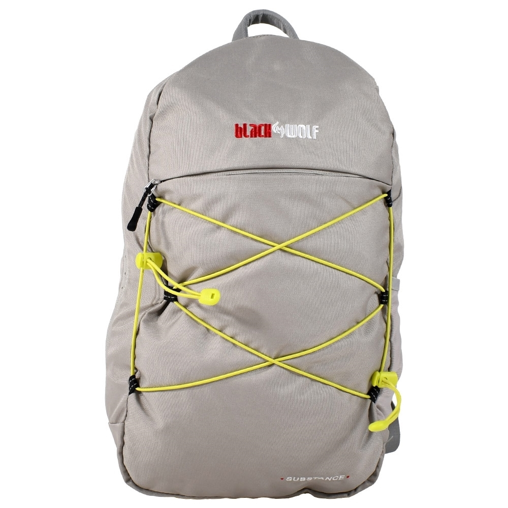 Black Wolf Substance 15 Day Pack - Double bungee detail