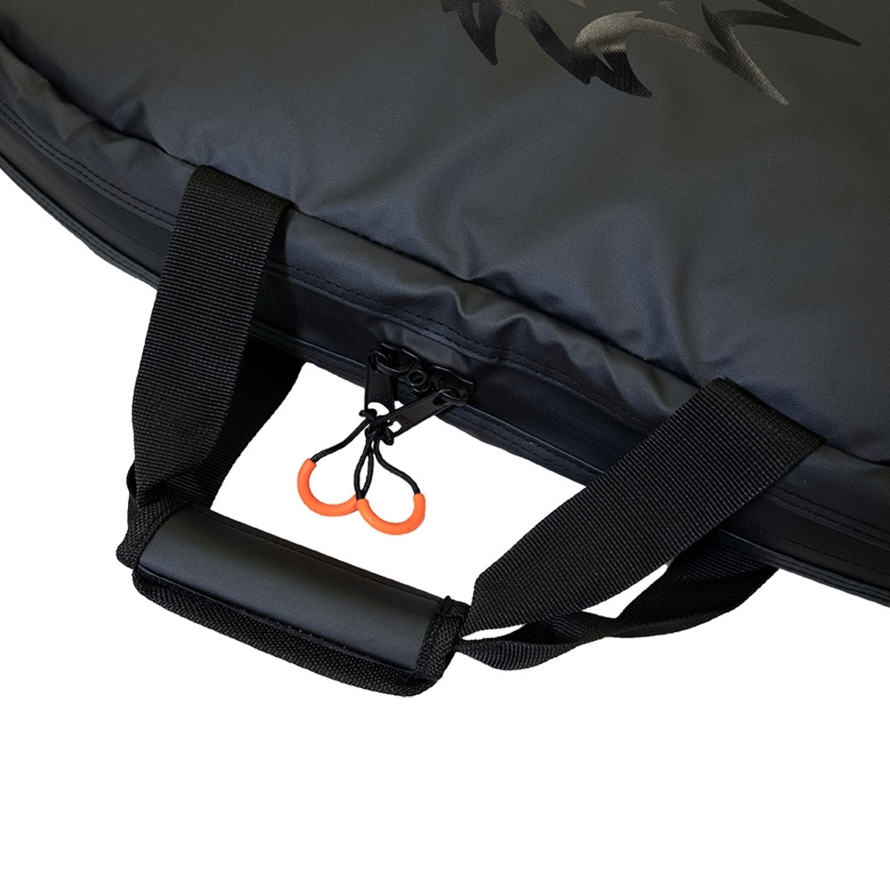 MAXTRAX Recovery Tracks Carry Bag - Zippers have provision for the use of a padlock