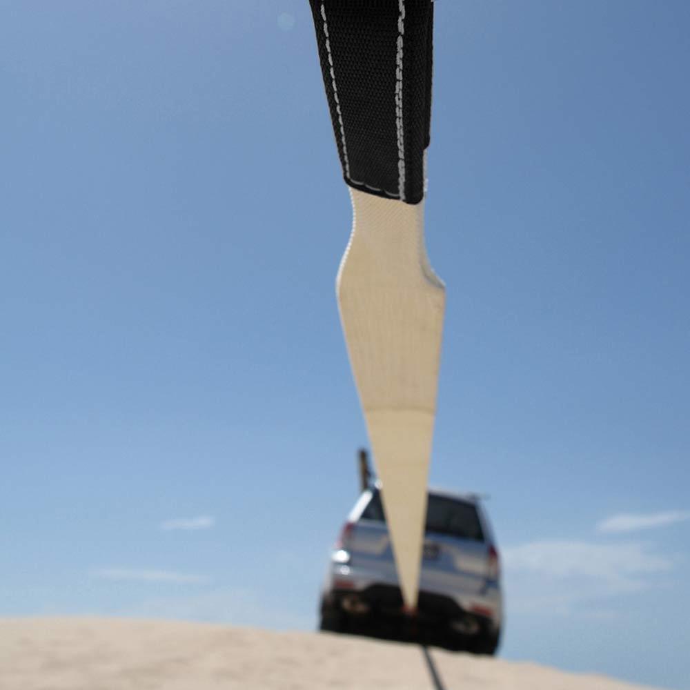 Bushranger 4x4 Gear Snatch Strap 11,000 Kg