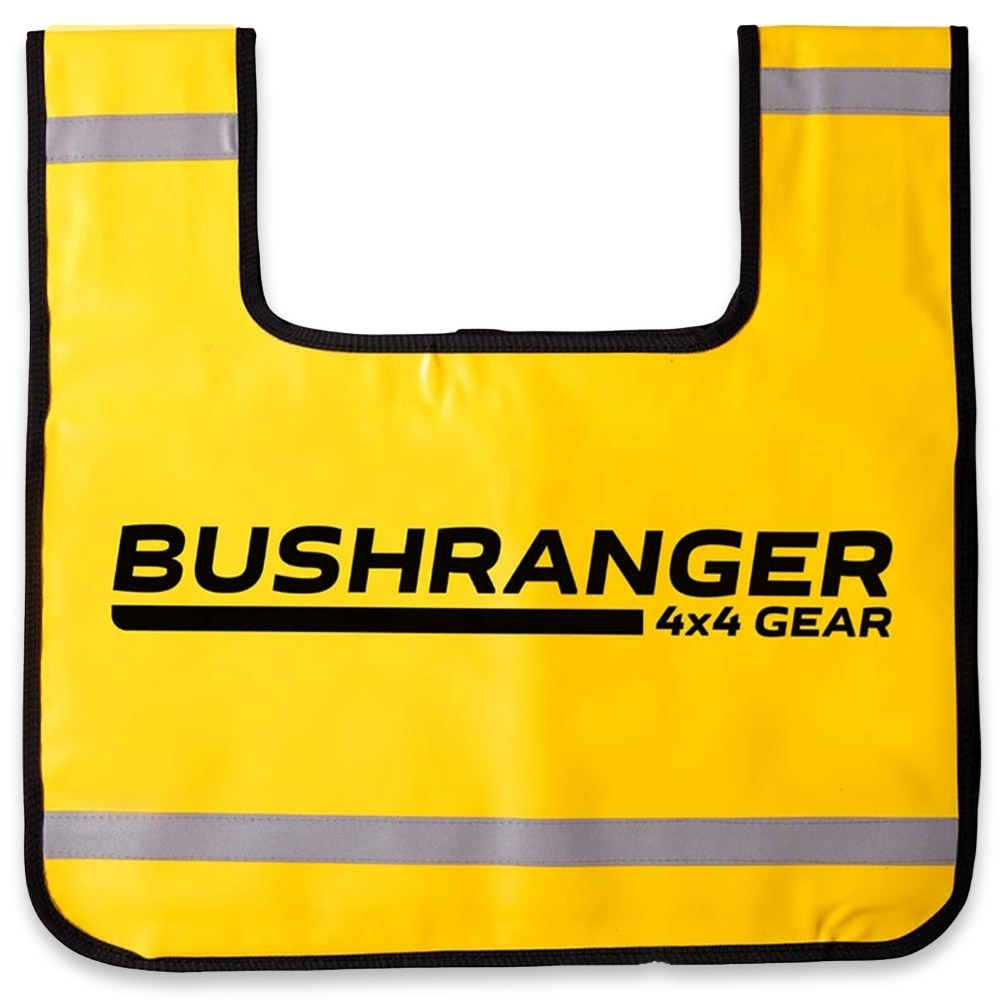 Bushranger 4x4 Gear Recovery Damper - Helps to reduce the risk of injury in the event of a strap or cable breakage