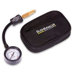 Bushranger 4x4 Gear Tyre Deflator with Gauge - Designed to accurately read tyre pressures