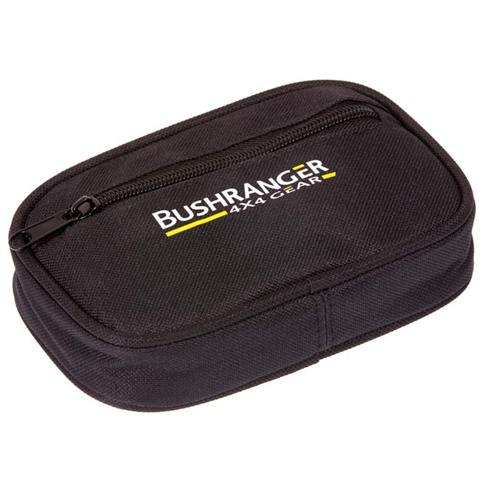Bushranger 4x4 Gear Tyre Deflator with Gauge - Small carry pouch included for transport