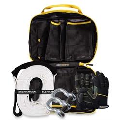 Bushranger 4x4 Gear Snatch Kit - Heavy Duty - Essentials kit in a compact durable bag
