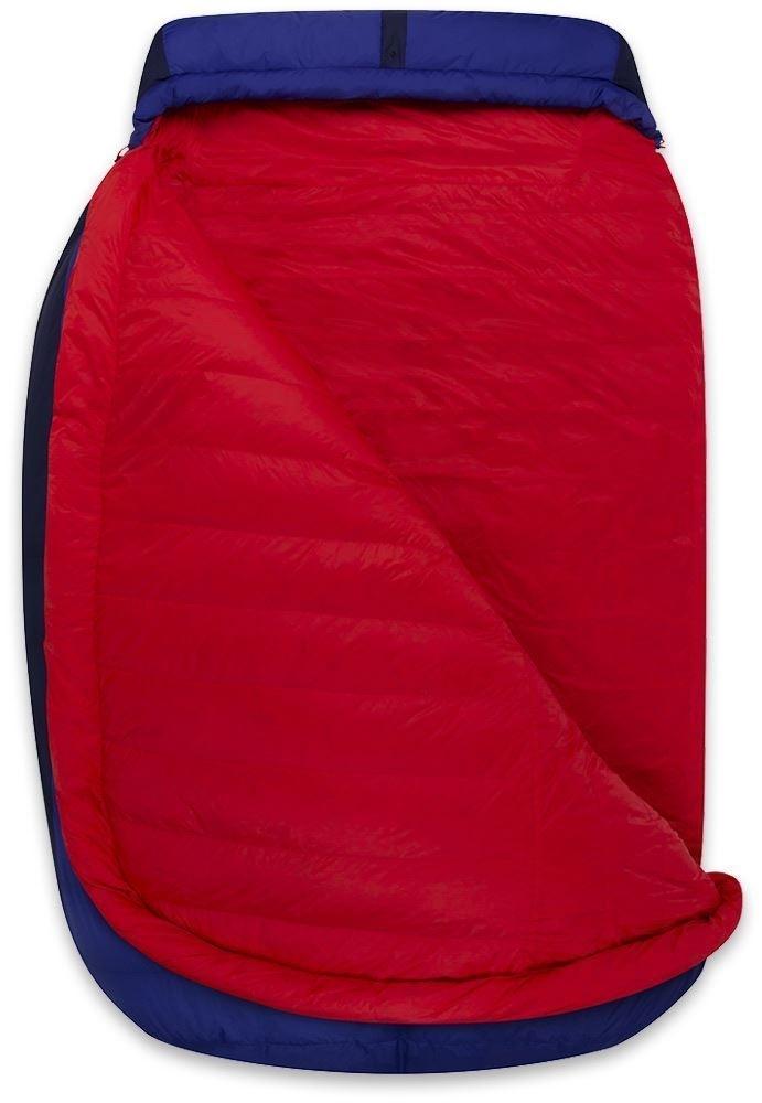 Sea To Summit Amplitude Am3 Sleeping Bag Double (-8 °C) - Unzipped