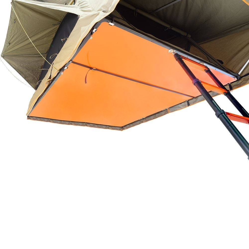 Darche Hi-View 1600 Rooftop Tent - Coated HD compressed base board