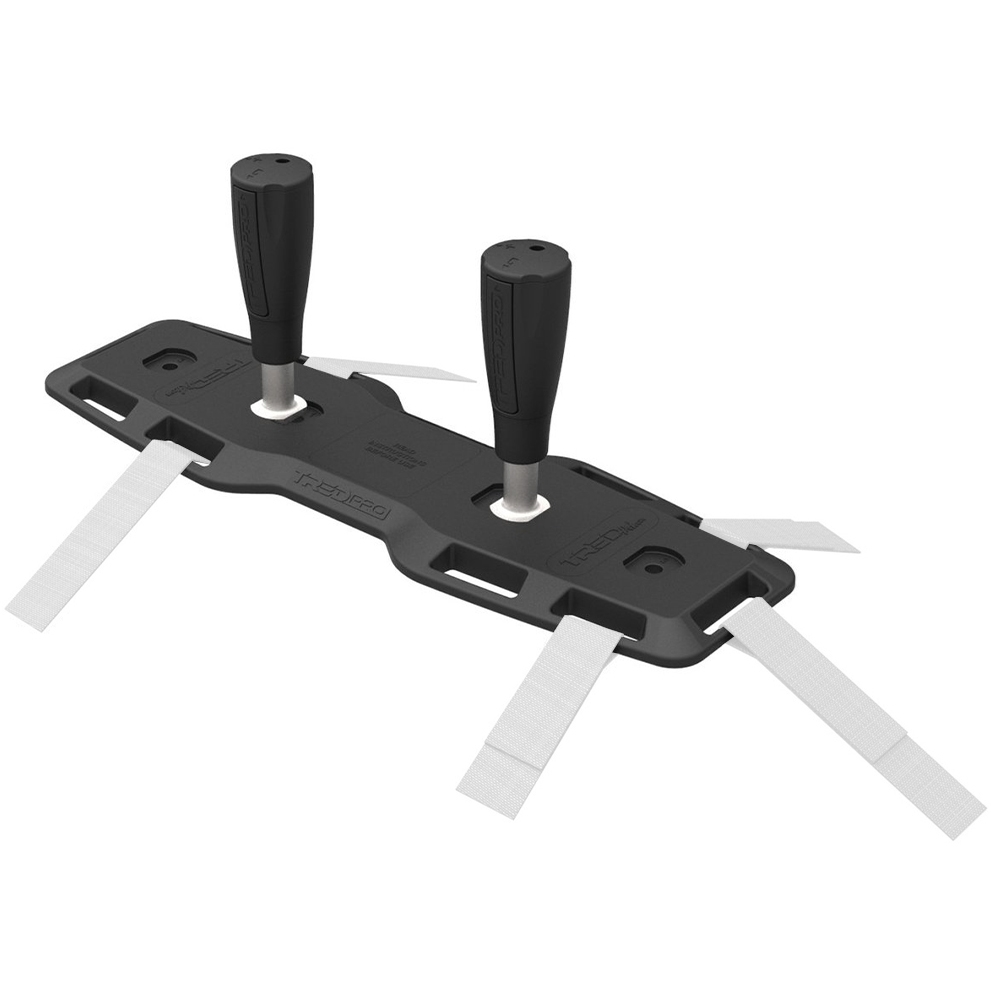 TRED Pro Mounting Bracket - Add straps to secure your Treds