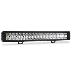 "Hard Korr Lifestyle 22"" Dual Row LED Light Bar - Polycarbonate lens with UV-resistant coating"