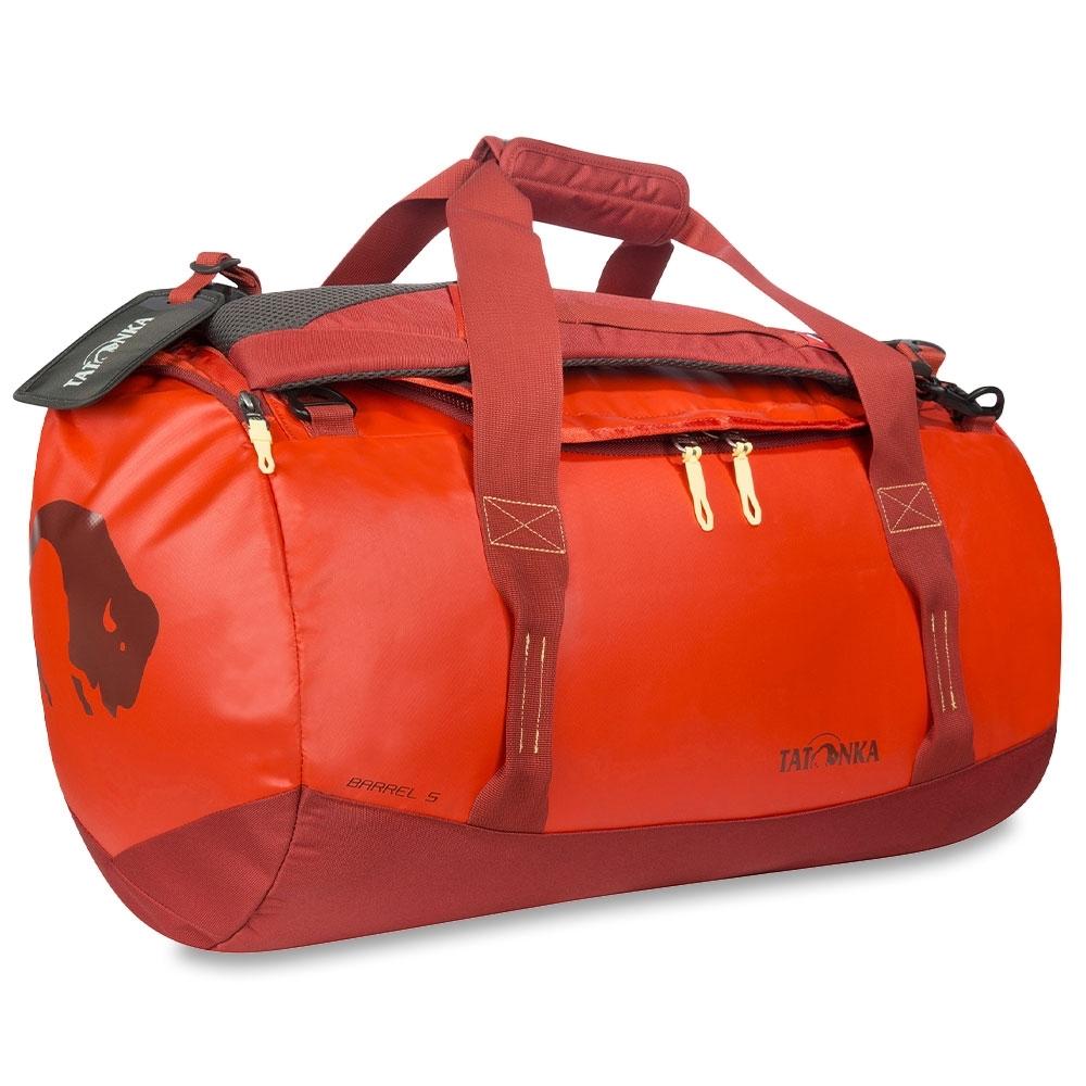 Tatonka Barrel Bag S Red Orange