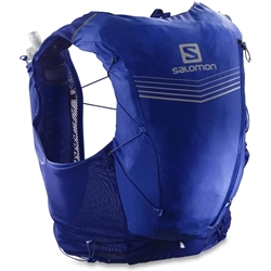 Salomon Advanced Skin 12 Set Hydration Pack Clematis Blue