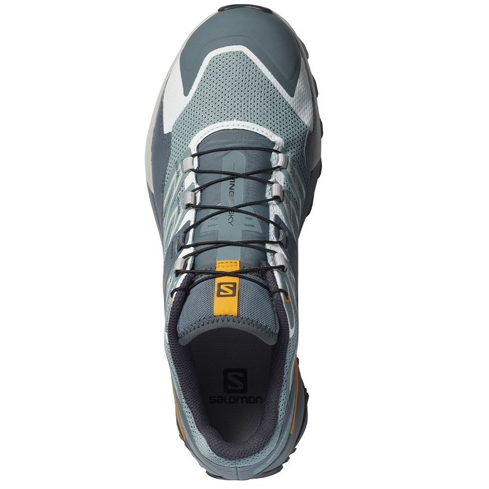 Salomon Wings Sky Men's Shoe - Quicklace® lacing system makes it easy to get on and off